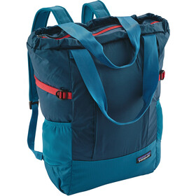Patagonia Lightweight Travel Tote Pack big sur blue